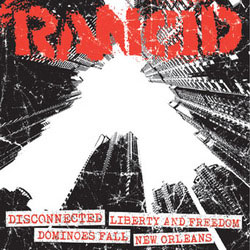 Rancid- Disconnected / Liberty And Freedom / Dominoes Fall / New Orleans (All Acoustic) 7""
