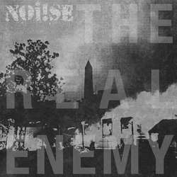 Noi!se- The Real Enemy LP (Silver Vinyl)