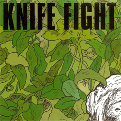 "Knife Fight- Isolated 7"" (Sale price!)"
