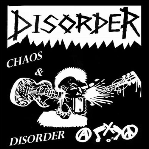 Disorder/Agathocles- Split LP