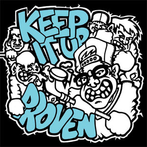 "Proven/Keep It Up- Split 7"" (Sale price!)"