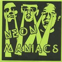 "Neon Maniacs- Radioact 7"" (Sale price!)"