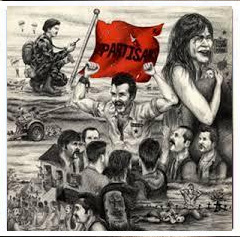 Partisans- The Time Was Right LP (UK Import!)