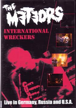Meteors- International Wreckers DVD (Sale price!)