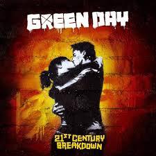 Green Day- 21st Century Breakdown CD (Sale price!)
