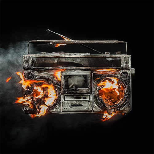 Green Day- Revolution Radio LP