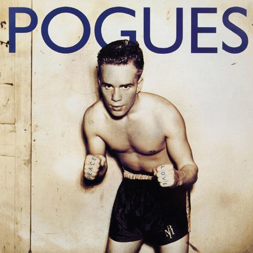 Pogues- Peace And Love LP (180 gram vinyl)