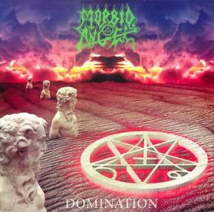 Morbid Angel- Domination LP (Ltd Ed Rocktober Version)