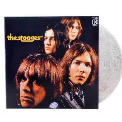 Stooges- S/T LP (Ltd Ed Rocktober Version- Clear & Black Swirl Vinyl)