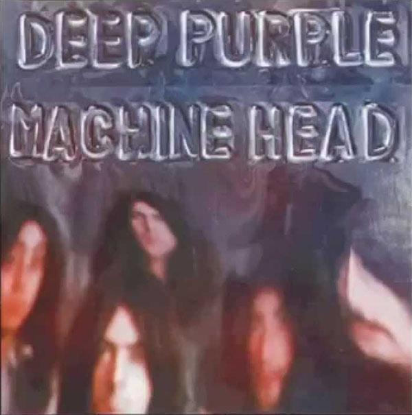 Deep Purple Machine Head Lp Ltd Ed Rocktober Version