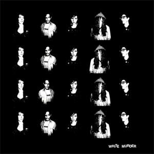 White Murder- S/T LP (Sale price!)