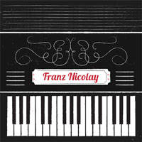 "Franz Nicolay- Hearts Of Boston 7"" (Red Vinyl) (Sale price!)"