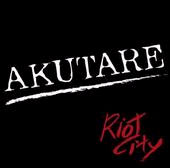 "Akutare- Riot City 7"" (Different cover from pic- features Japanese warriors) (Sale price!)"