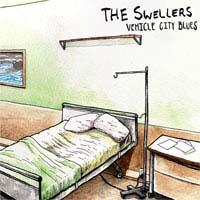 "Swellers- Vehicle City Blues 7"" (Blue Vinyl) (Sale price!)"