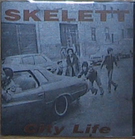 "Skelett- City Life 7"" (Sale price!)"