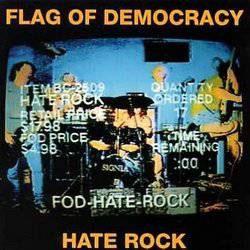 Flag Of Democracy Hate Rock Lp Sale Price