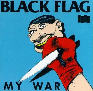 Black Flag- My War LP