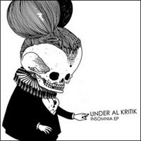 "Under Al Kritik- Insomnia 7"" (Sale price!)"
