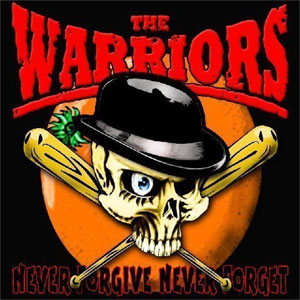 Warriors- Never Forgive Never Forget LP (UK Import)