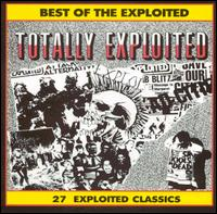 Exploited- Totally Exploited 2xLP