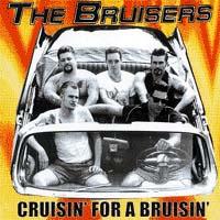Bruisers- Cruising For A Bruising LP (Yellow Vinyl)