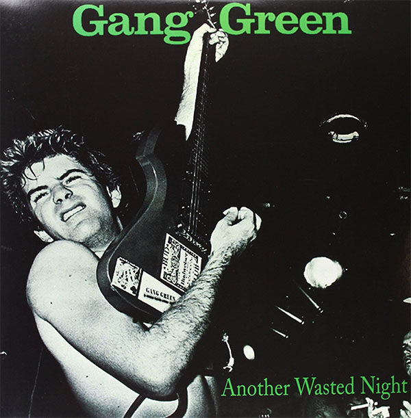 Gang Green- Another Wasted Night LP (Red Vinyl)