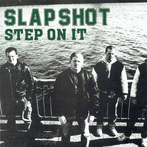 Slapshot- Step On It LP