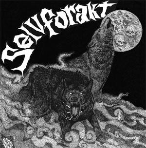 """Selvforakt- S/T 7"""" (Sale price!)"""