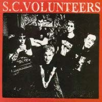 "SC Volunteers- We're Still Here 7"" (Sale price!)"