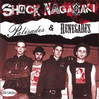 """Shock Nagasaki / Straightjacket- Split 7"""" (Sale price!)"""