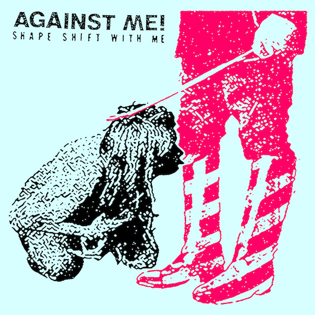 Against Me!- Shape Shift With Me 2xLP (Black Vinyl)
