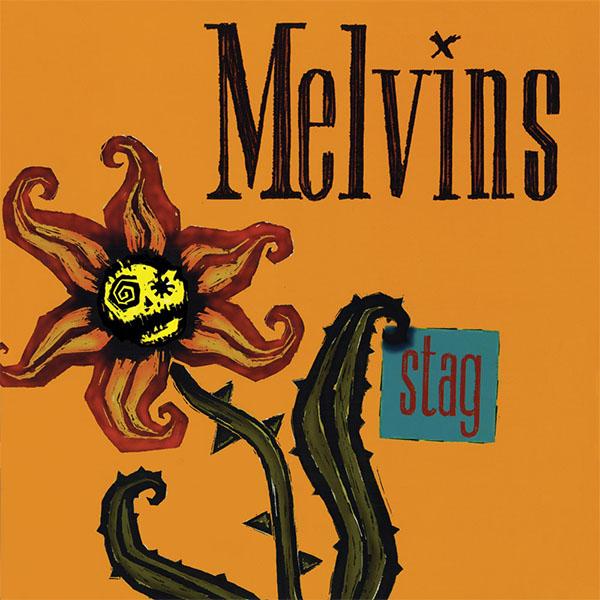 Melvins- Stag 2x LP (180gram Vinyl)