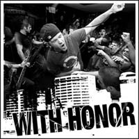 "With Honor- S/T 7"" (Sale price!)"