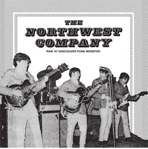 "Northwest Company- Hard To Cry 7"" (Sale price!)"