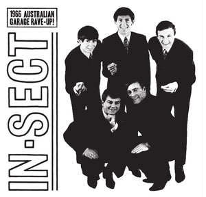 "In-Sect- I Can See My Love 7"" (Sale price!)"