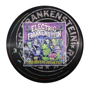 Electric Frankenstein Buzz Of A Thousand Bolts LP Pic Disc