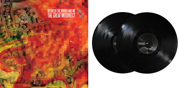 Between The Buried And Me- The Great Misdirect 2xLP