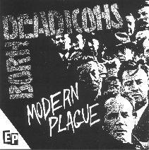 "Born Dead Icons- Modern Plague 7"" (Sale price!)"