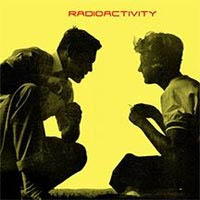 Radioactivity- S/T LP (Marked Men, Mind Spiders, Bad Sports, Wax Museums, Reds)