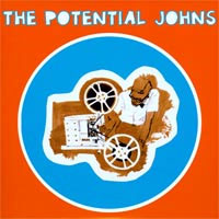 "Potential Johns- S/T 7"" (Marked Men)"