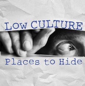 Low Culture- Places To Hide LP