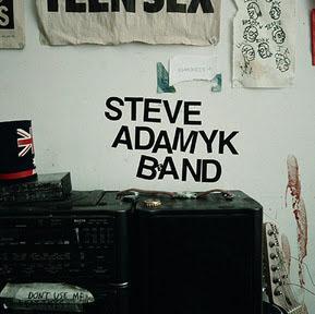 Steve Adamyk Band- Graceland LP