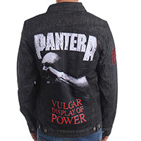 Pantera- Vulgar Display Of Power denim jacket