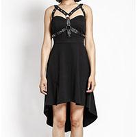Stud Harness Dress by Tripp NYC