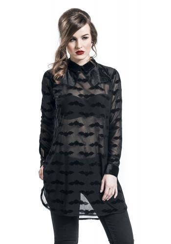 Madamned Shirt Dress by Iron Fist  - SALE sz XS only