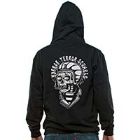 Scumbag Men's Zip Hoodie by Lucky 13 Clothing