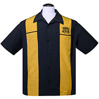 Sun Records- Crown Panel Shirt by Steady Clothing