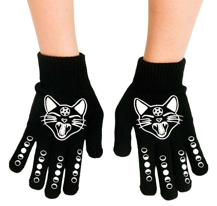 Gloves by Too Fast / Rat Baby Clothing - Witchy Woman