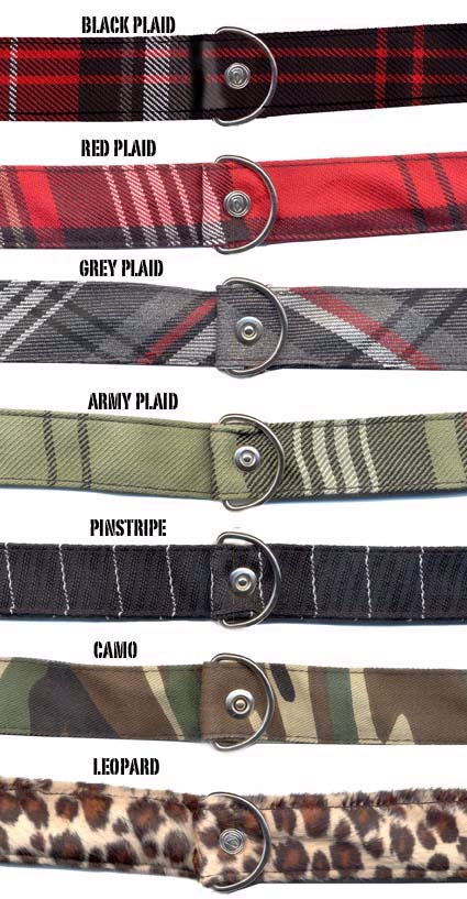 Bondage Straps by Dogpile- Camo Only - SALE