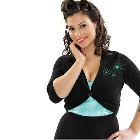 Atomic Shrug by Dressed To Kill - SALE sz S only